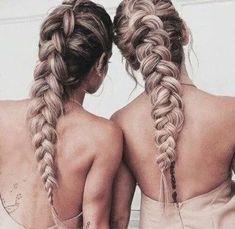 wedding hairstyles easy hairstyles hairstyles for school hairstyles diy hairstyles for round faces p Teen Hairstyles, Braided Hairstyles, Simple Hairstyles, Fast Hairstyles, Back To School Hairstyles For Teens, Pretty Hairstyles For School, Natural Hair Styles, Long Hair Styles, Beautiful Braids