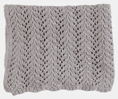 Yarn fine wool grey melange - Stoff & Stil - Plaid for bedroom DIY