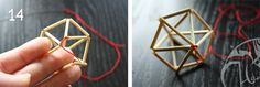 Blogg - Handante Triangles, Projects To Try, Beads, Manualidades, Heavens, Beading, Bead, Pearls, Seed Beads