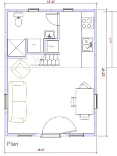 1000 images about garage adu on pinterest portland for Adu plans