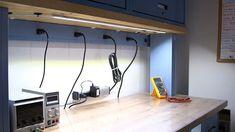 Aluminum LED Light Bar Fixture - Low Profile Surface Mount | Aluminum Light Bar Fixtures | Rigid LED Linear Light Bars | LED Strip Lights & LED Bars | Super Bright LEDs