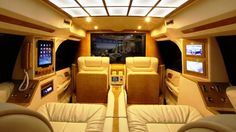 2015 Cadillac Escalade Custom Interior