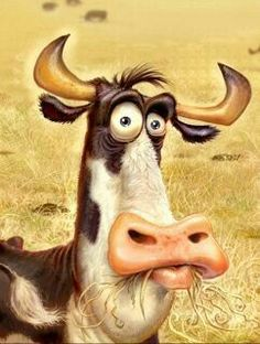 Cartoon Drawings I am illustrating at least one right now--- for the author and world traveler Stephen M Ringler. it involves at least one cow. in the pro. Cartoon Cartoon, Cartoon Drawings, Animal Drawings, Art Drawings, Cow Illustration, Illustrations, Cow Drawing, Drawing Tips, Cow Pictures