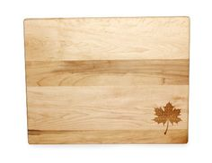 Adams Maple Wood Kitchen Basic Cutting Board with Laser Engraved Maple Leaf, by – Home & Living – Home Improvement Ideas and Inspiration Wood Cutting Boards, Bamboo Cutting Board, Kitchen Items, Kitchen Utensils, Kitchen Knives, Cutlery Storage, Sustainable Forestry, Kitchen Storage Solutions, Pot Rack