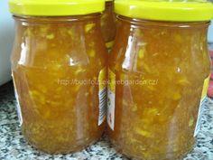 Marmelády a džemy - Jitulčiny recepty