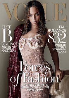 Beyoncé Covers Vogue's September Issue — Here's Why It's a Big Deal