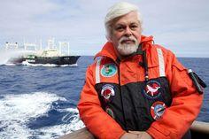 Free Sea Shepherd Captain Paul Watson