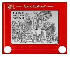Etch-A-Sketch artist George Vlosich said it takes roughly 70-80 hours to complete a drawing. He started drawing on his Etch-A-Sketch at age 10. - om I'm so glad this picture exists! I forgot all about these etch-screechers