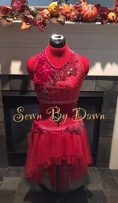 Custom Costume For Katherine by SewnByDawn on Etsy