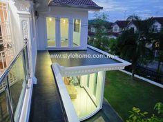 Johor Bahru JB Malaysia Balcony Design Interior Renovation