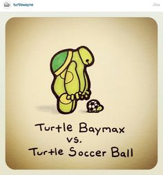 Go soccer turtle! Cute Turtle Drawings, Cute Animal Drawings, Cute Drawings, Sweet Turtles, Cute Turtles, Tiny Turtle, Turtle Love, Kawaii Turtle, Cartoon Turtle