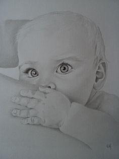 Coloring for adults - kleuren voor volwassenen .sruju рисунки цветными к Baby Drawing, Painting & Drawing, Pencil Art Drawings, Drawing Sketches, Adult Coloring Pages, Coloring Books, Children Sketch, Baby Illustration, Baby Fairy
