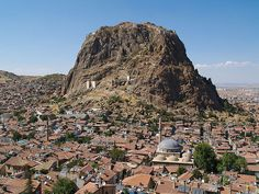 To climb... Afyonkarahisar, Turkey by zz77, via Flickr