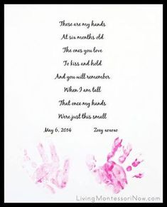 Handprint Keepsake for Mother's Day, Father's Day, or Grandparents Day {Free Editable Poem Printable} - Handprint poem fathers day cricut, mom bday gifts, fathers day ideas from daughter diy - Daycare Crafts, Baby Crafts, Toddler Crafts, Preschool Crafts, Kids Crafts, Fathers Day Poems, Fathers Day Crafts, Grandparents Day Poem, Fathers Gifts