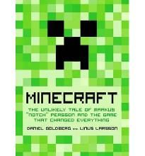 Minecraft The Unlikely Tale of Markus ' Notch' Persson and the Game That Changed Everything By (author) Jennifer Hawkins, By (author) Linus Larsson -Free worldwide shipping of 6 million discounted books by Singapore Online Bookstore http://sgbookstore.dyndns.org