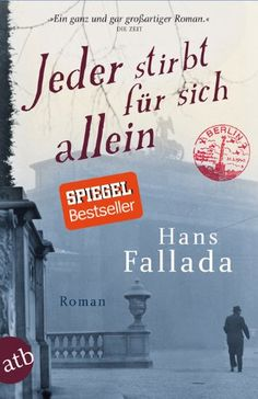 Hans Fallada - Jeder stirbt für sich allein The Effective Pictures We Offer You About Book Genres activities A quality picture can tell you many things. You can find the most beautiful pictures that c Best Love Movies, Good Movies, Genre Activities, Alone Movies, Books To Read, My Books, Film Books, After Life, World Of Books
