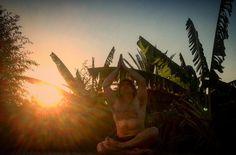 #sunset #mindfulness #yoga #besuricara #segundocuadrante @epetrel @danieljulia