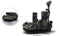 Roketsan Hisar-A alçak irtifa hava savunma füzesi sistemi...