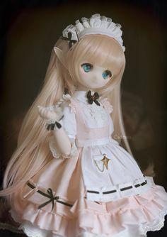 Kawaii Doll, Kawaii Anime, Pretty Dolls, Beautiful Dolls, Cute Japanese Girl, Japanese Doll, Anime Figurines, Dream Doll, Smart Doll