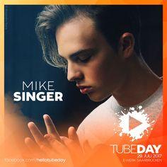 Mike Singer 2017 live in Saarbrücken!