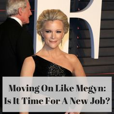 Megyn Kelly announced she was leaving the Fox News Network after 12 years of dedication and hard work. Is it time for a new job for you, too? Megyn Kelly, Time News, Job Search Tips, Career Inspiration, News Anchor, Career Advice, New Job, Hard Work, Spice Things Up