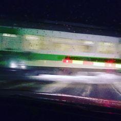 Zoomg  #juna #train #intercity #vr #tuuri #tuurinkyläkauppa #kyläkauppa #junarata #railroad #raideliikenne #suomi #finland #finnish #traincrossingroad #snow #lumi #talvi #winter #evening #ilta #instavideo #video #incar #autossa #saturday #lauantai