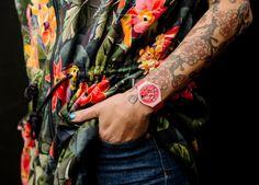 Swatch - Skin a nova coleção de relógios
