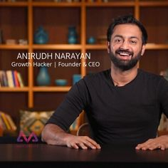 . K N O W  Y O U R  E X P E R T : . . ANIRUDH NARAYAN Growth Hacker | Founder & CEO COURSE: Idea to Validation in 30 Days . . A successful business mentor and author, Anirudh is one of the top Growth Hackers in the world and has helped over 5,000 aspiring entrepreneurs and 50 start-ups in the US, Latin America, Africa and Asia with launching their ideas and reaching product-market fit and scale. . . Also the author of Scale Smart: How To Get Your First 1000 Customers In India, a book focused… Successful Business, Competitor Analysis, Latin America, You Got This, Scale, Asia, Product Launch, Author, How To Get