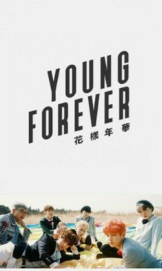 BTS | Forever Young Wallpaper