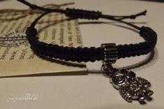 macrame bracelet, makramowa bransoletka