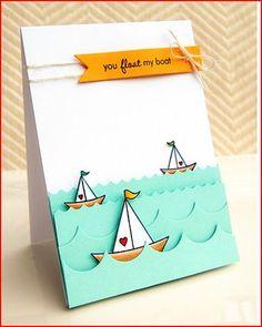 9 handmade valentine cards for him - Basteln - Valentines Day Valentine Day Cards, Valentines Diy, Handmade Valentines Cards, Handmade Cards For Boyfriend, Handmade Gifts For Him, Tarjetas Diy, Karten Diy, Cute Cards, Cards Diy