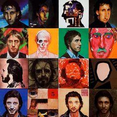 The Who - Face Dances on 180g LP