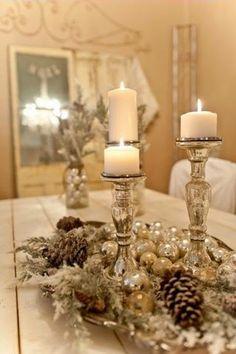 C.B.I.D. HOME DECOR and DESIGN: WHITE CHRISTMAS