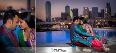 Engagement photo session NYLO Southside downtown Dallas. I like the pose and scenery on the right pic.