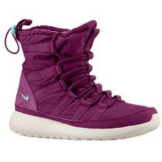 534e9229243f Nike Roshe Run Hi Sneakerboot at Lady Foot Locker Nike Wmns