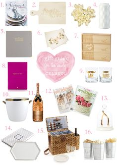 Engagement Gift Guide