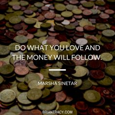 Your have the capacity to bring you Continue to work on what you love and reap the abundance. Self Development Courses, Training And Development, Personal Development, Career Inspiration, Motivation Inspiration, Motivational Quotes For Success, Inspirational Quotes, Brian Tracy, Attract Money