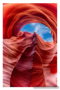 Antelope Canyon is the most-visited and most-photographed slot canyon in the American Southwest.