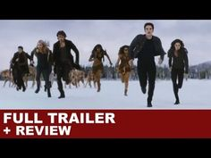 Twilight Breaking Dawn Part 2 Official Trailer 2, as seen on MTV for the Video Music Awards aka VMA!  wach it Watch The Twilight Saga Breaking Dawn Part 2 Official Trailer 2 that debuted this week and get a trailer review!  Beyond The Trailer host Grace Randolph gives you her thoughts on the final Twilight movie with Vampire Bella and Renesmee Cullen!  ...