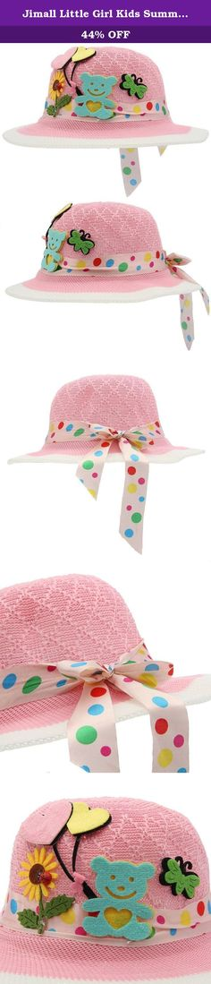 Jimall Little Girl Kids Summer Wide Brim Floppy Beach Sun Hat Pink. A wise choice for your purchasing. If you have any questions, please email to us. We will try our best to make you satisfaction. Thank you for your understanding and cooperation. Notes: Please allow slightly deviation due to manual measurements. Actual product color may differ slightly from the pictures due to lighting variations during photography and computer screen.