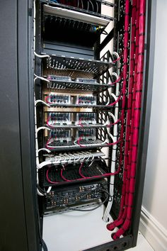 "Winner Best Dressed Rack by Sona Projects ""Project 1047"" See more information at www.cediaawards.org #CEDIA"