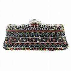 Lady Crystal Handbag Luxury Evening Party Bag Clutch Bag Jewel Case Mini Bag Bolsos De_2     https://www.lacekingdom.com/