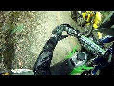 Dirtbike crash - KLX 27 Dec
