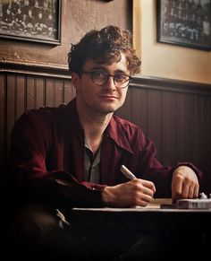 Watch Daniel Radcliffe play Allen Ginsberg in the trailer for Kill Your Darlings