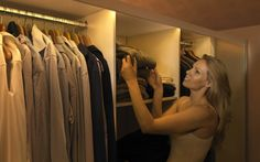 Mylight illuminates dark corners and closets of your home