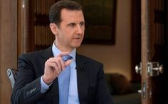 Bashar al-Assad says Donald Trump a 'natural ally' for Syria alongside Russia and Iran