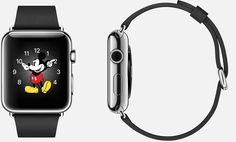 #Apple #Watch  38mm and 42mm Case 316L Stainless Steel Sapphire Crystal Display Ceramic Back  Classic Buckle Black Leather Stainless Steel Buckle