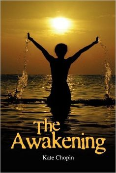 "The Awakening by Kate Chopin ~ ""The voice of the sea is seductive, never ceasing, whispering, clamoring, murmuring, inviting the soul to wander in abysses of solitude."" ! I didn't know that this was a 19th century book. Looks intriguing. ih"