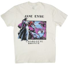 Jane Eyre T-Shirt -- for teen and adults