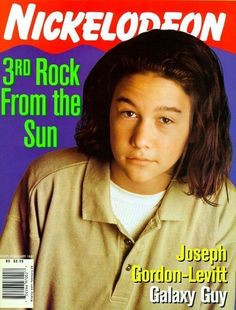 Check out The Nickelodeon Magazine Commercial from Awesome Things You Forgot About. First of all, I literally quoted the entire commercial the first time i played it. Second of all, time has been very kind to Joseph Gordon Levitt Right In The Childhood, 90s Childhood, Childhood Memories, 1990s Nostalgia, Love The 90s, Joseph Gordon Levitt, 90s Kids, Growing Up, Hilarious